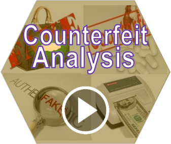 counterfeit analysis