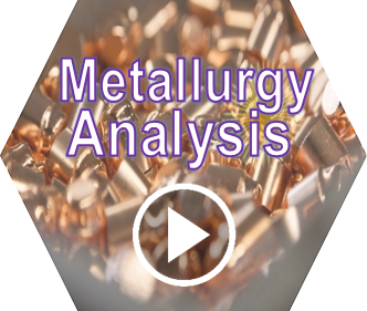 metallurgical analysis