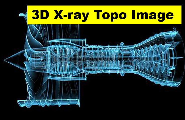 3D X-ray Topography