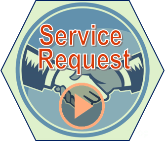 Tab - Service Request